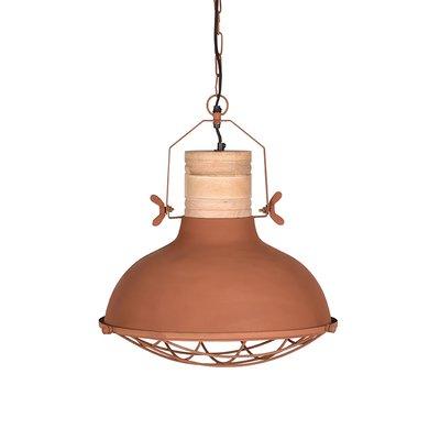 LABEL51 - Hanglamp Grid - Rust - 34 cm