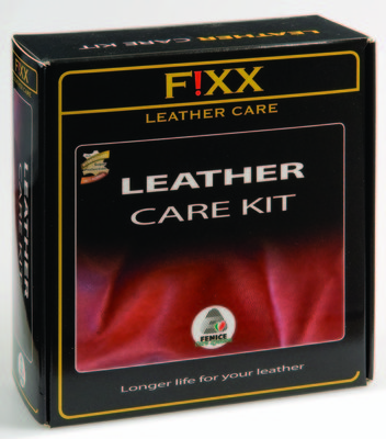 Fixx leather care kit
