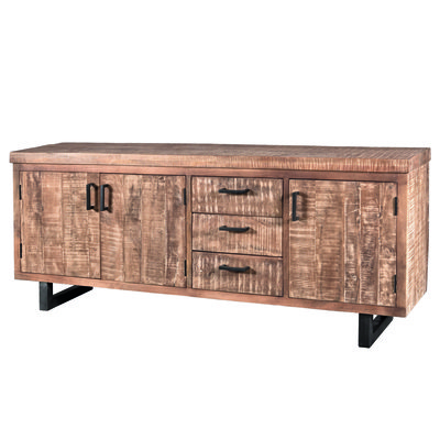 industrieel Dressoir 83x200x45