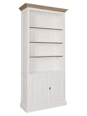 Boekenkast Cornelia Oak 2-deuren