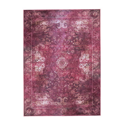 Carpet Liv 160x230 cm - purple
