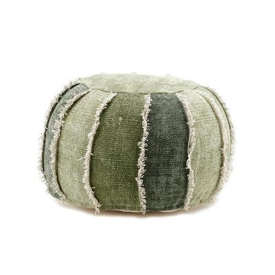 Pouf Mono - green