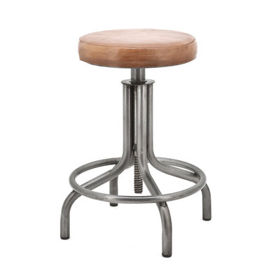 Stool Spindoctor - brown