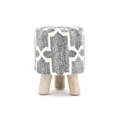 Stool Pearl - grey