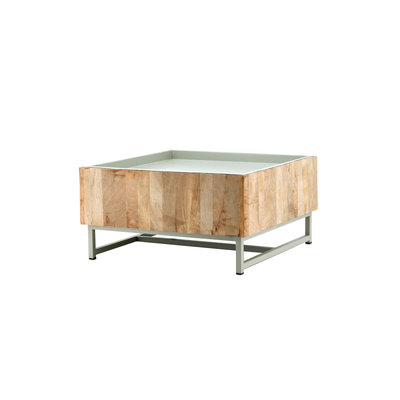 Coffeetable Hopper 62x62 diverse kleuren