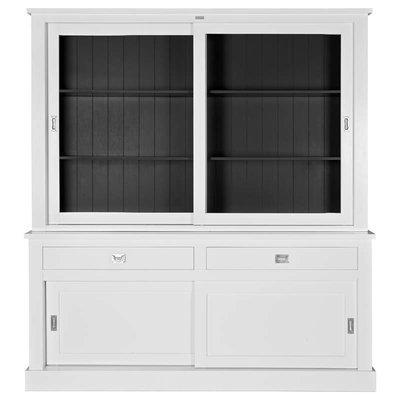 Schuifdeurkast Boxx 2x2-deuren 2-laden