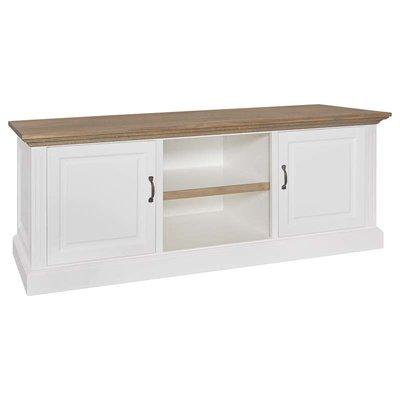 TV-dressoir Oakdale 2-deuren + open vak