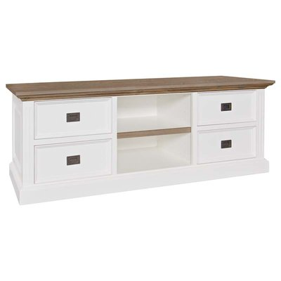 TV-dressoir Oakdale 2x2-laden