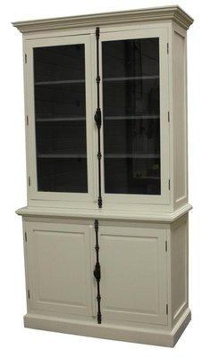 Winkelkast 2 deur met spanjolet