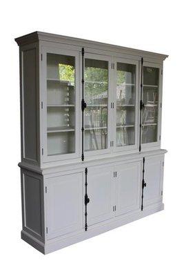 Winkelkast 4 deur met spanjolet