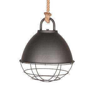 LABEL51 - Hanglamp Korf L - Burned Steel