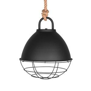 LABEL51 - Hanglamp Korf L - Zwart