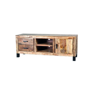 Vintage TV Dressoir 2 lades 1 deur